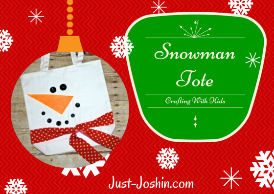 Snowman-Tote