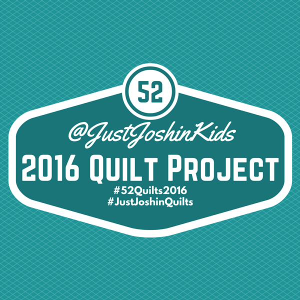 52 Quilts in 2016